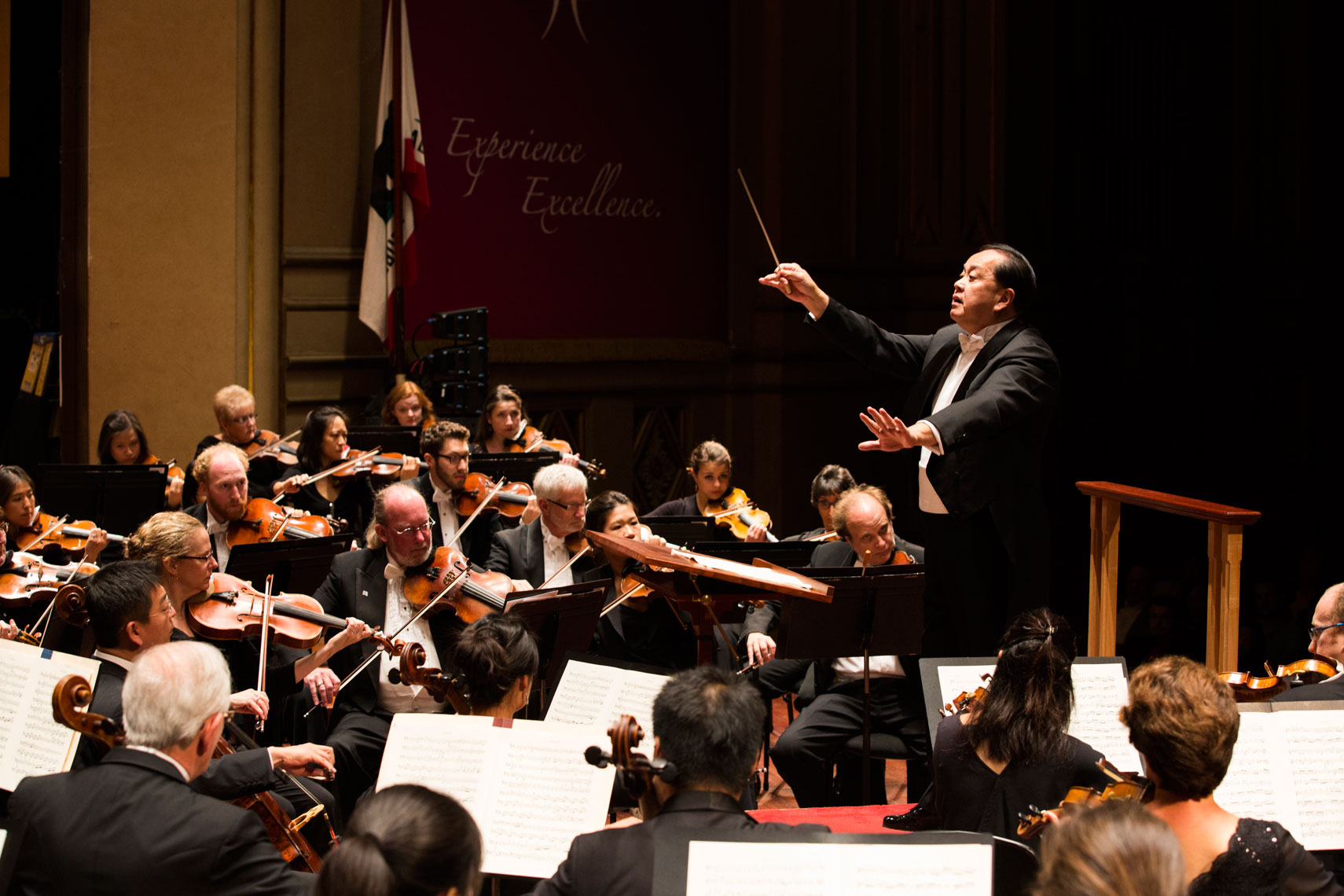 Advertising Photographers Los Angeles San Diego Symphony Orchestra