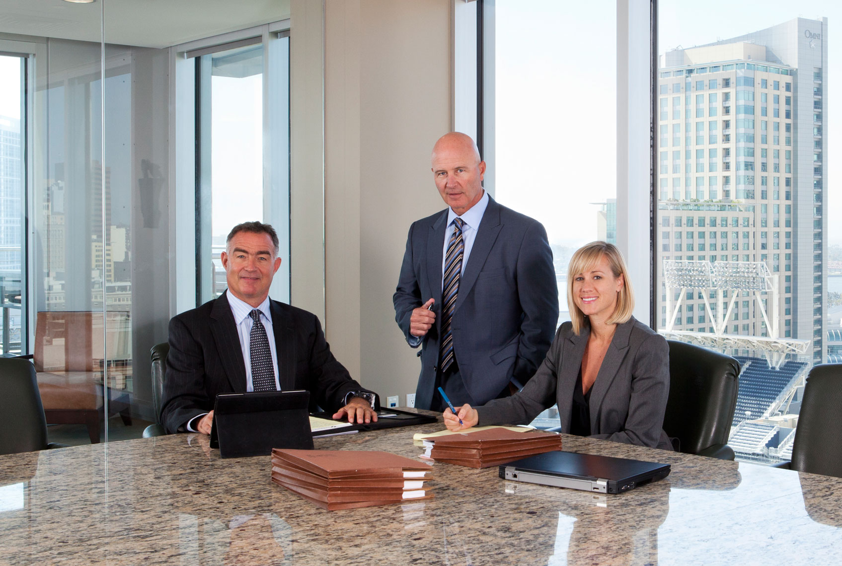 Corporate Photographers Los Angeles Group Photograph Law Office