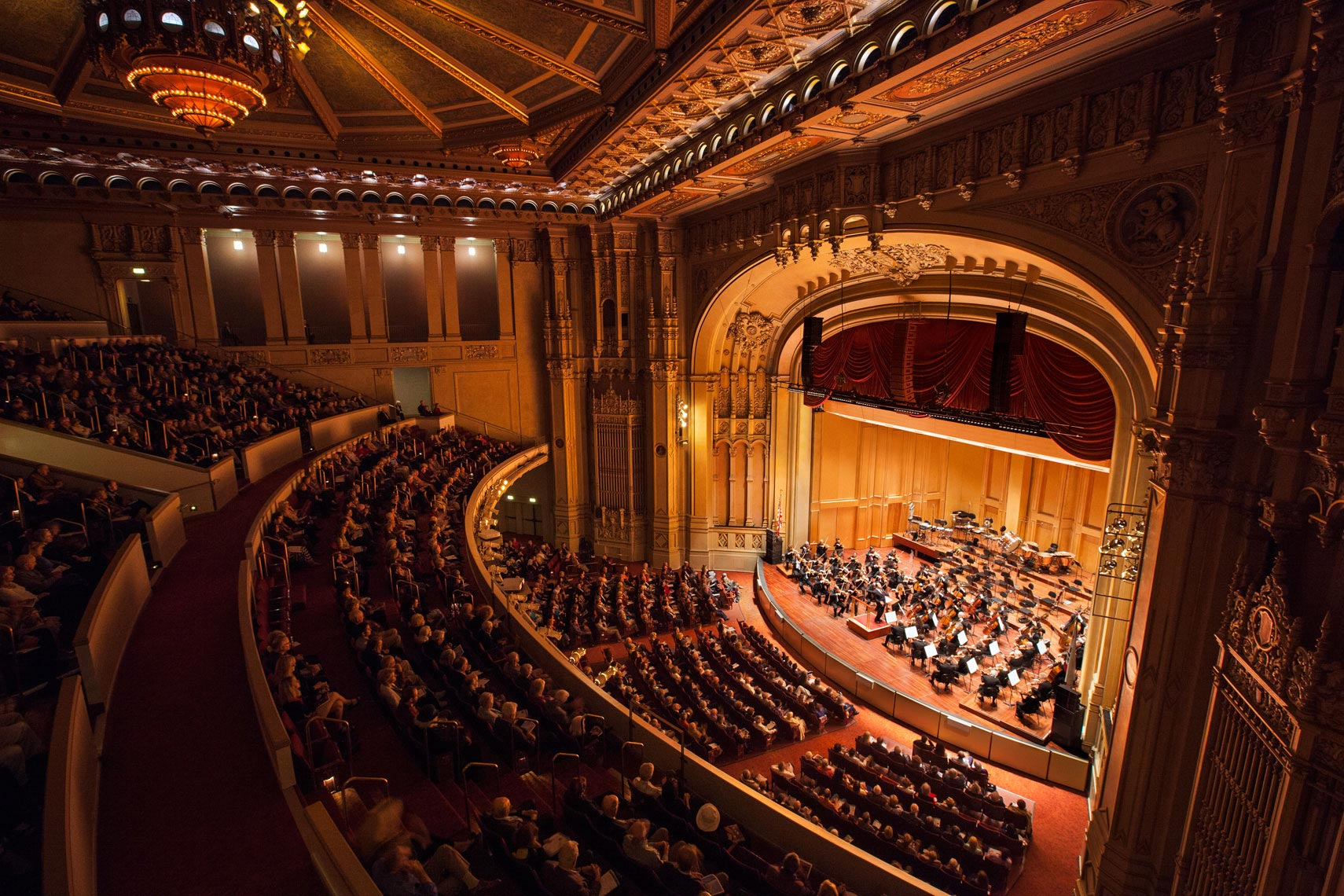 Commercial Photographer Los Angeles San Diego Symphony Concert