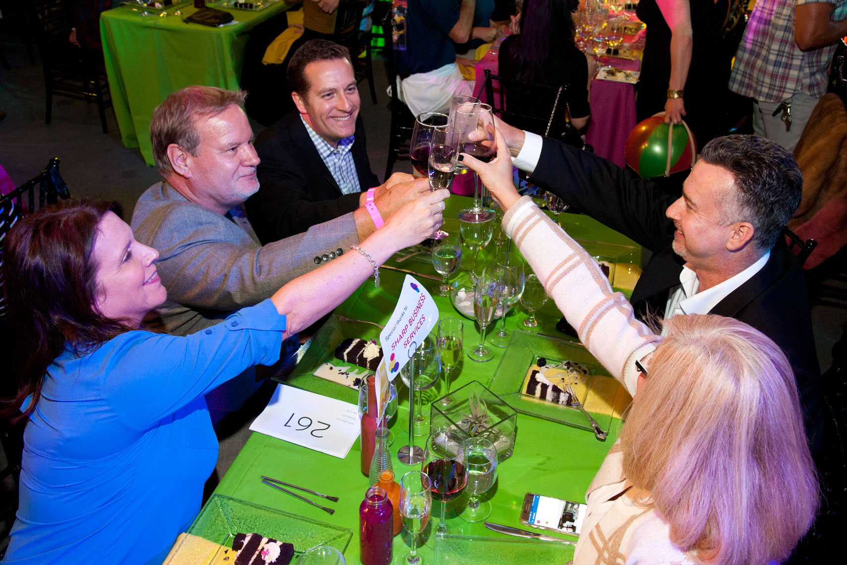 Event Photography San Diego The New Children's Museum Fundraiser
